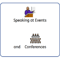 Speaking At Events Image