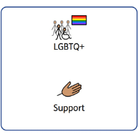 LGBT+ Support Image