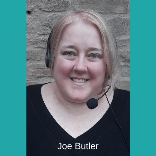 Photograph of Joe Butler